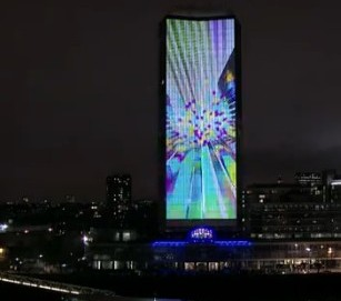 Nokia Illuminating London