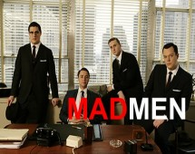 It's Mad Men, Scotty, but not as we know it