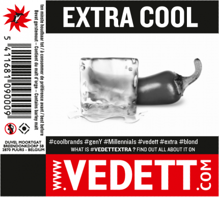 Vedett ExtraCool