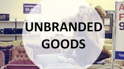 Unbranded goods