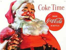 Coca-Cola and Christmas the perfect match