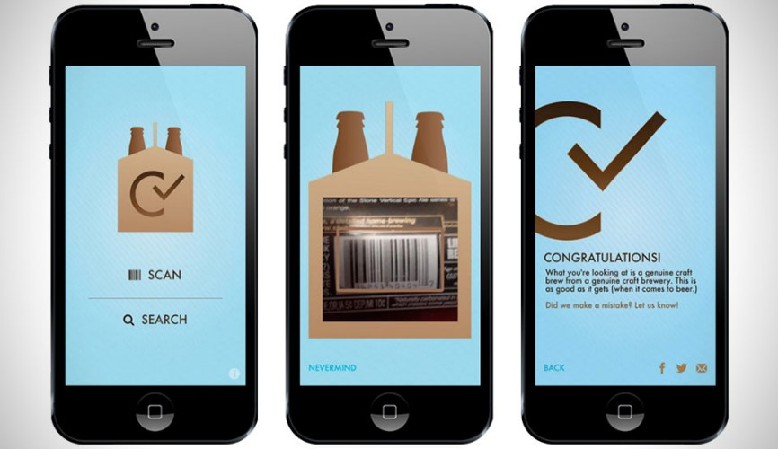 Craft Check iTunes by How Cool Brands Stay HOt