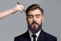 Men's grooming is booming