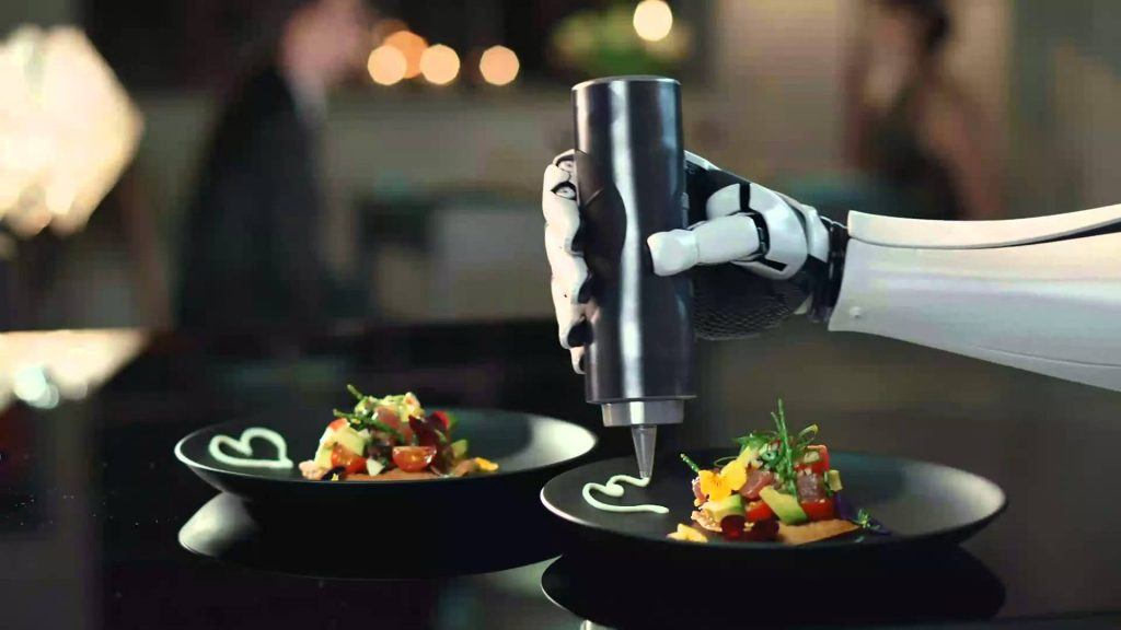 Moley robot chef