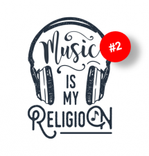 Music is my religion part 2