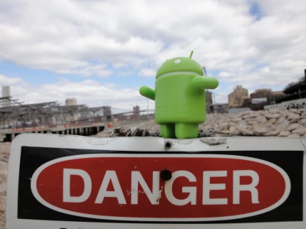Your smartphone can smell danger!