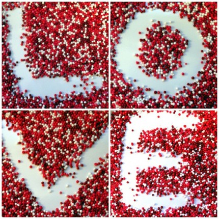About love and making love