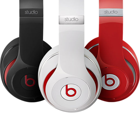 Beats electronics headphones