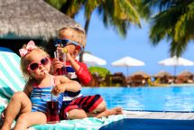 How kids influence where we go on holiday