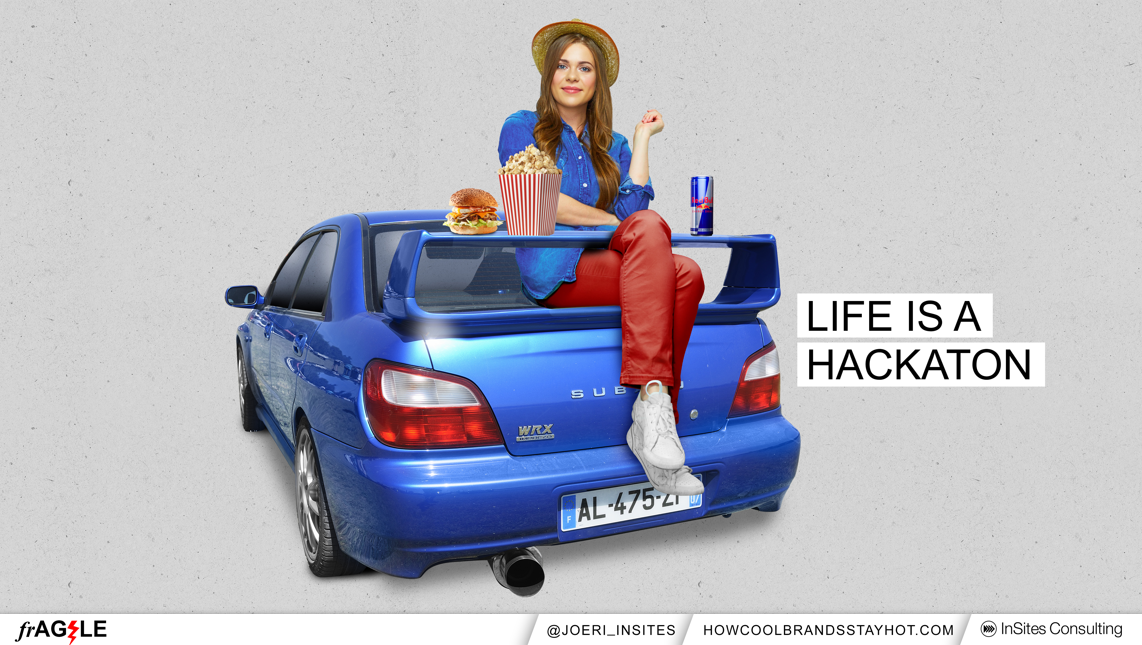 Life is a hackaton